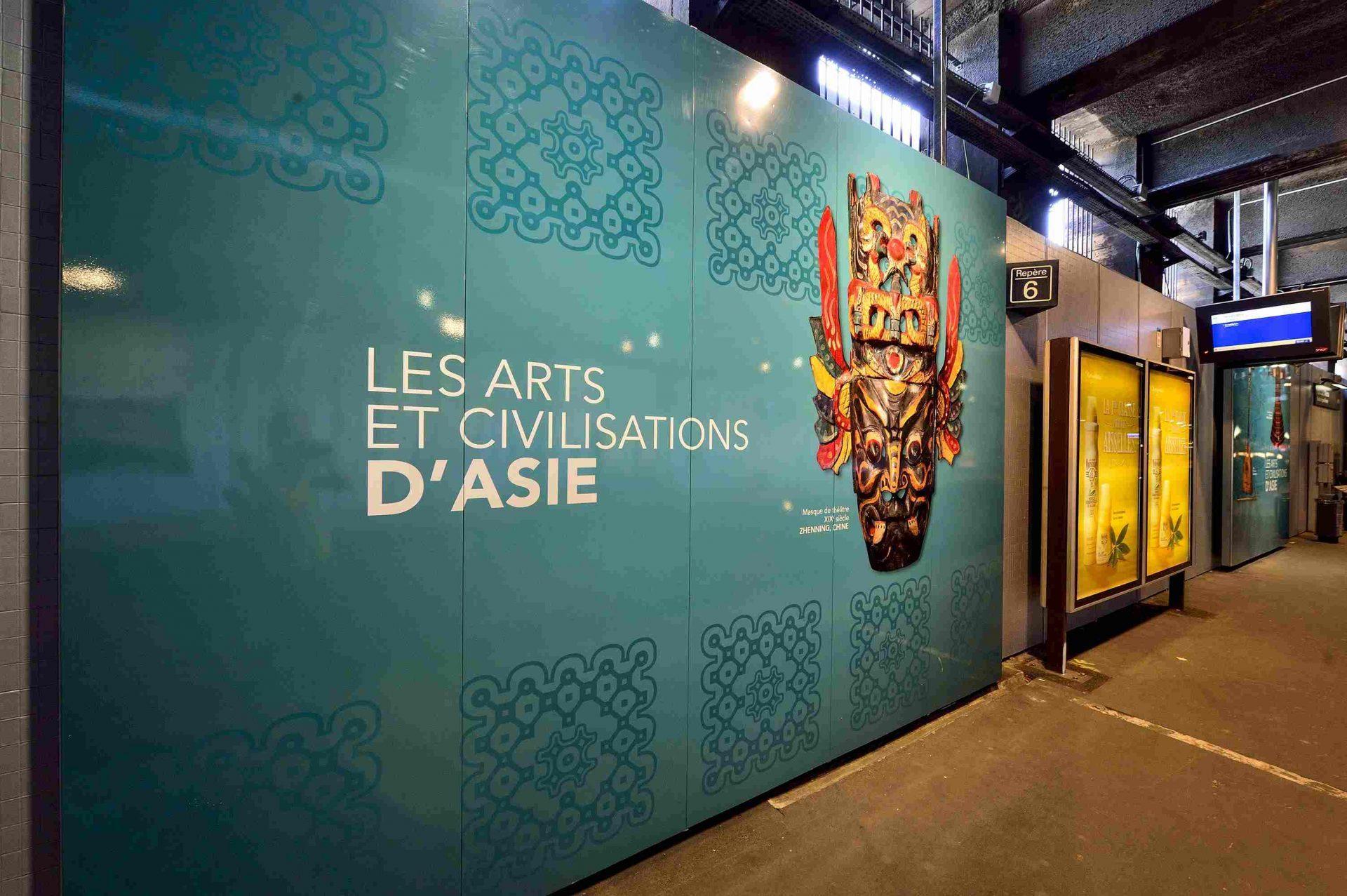 Évasion en gares parisiennes
