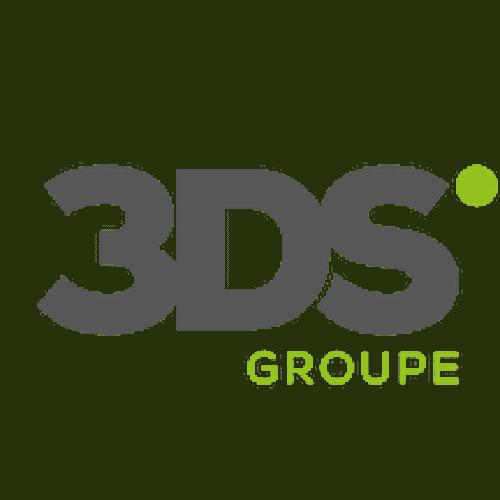 LOGO 3DS Groupe couleur