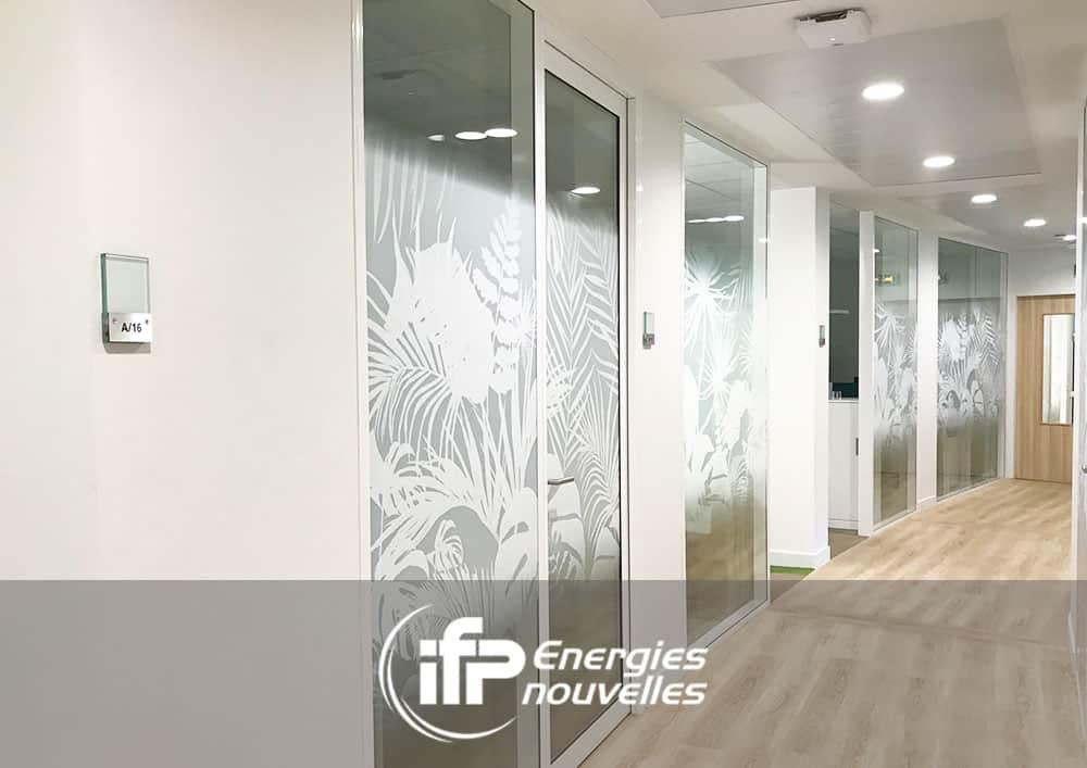 Aménagement bureau IFP - Référence