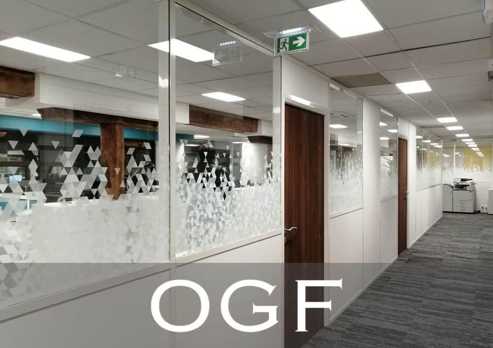 Aménagement bureau OGF - Référence