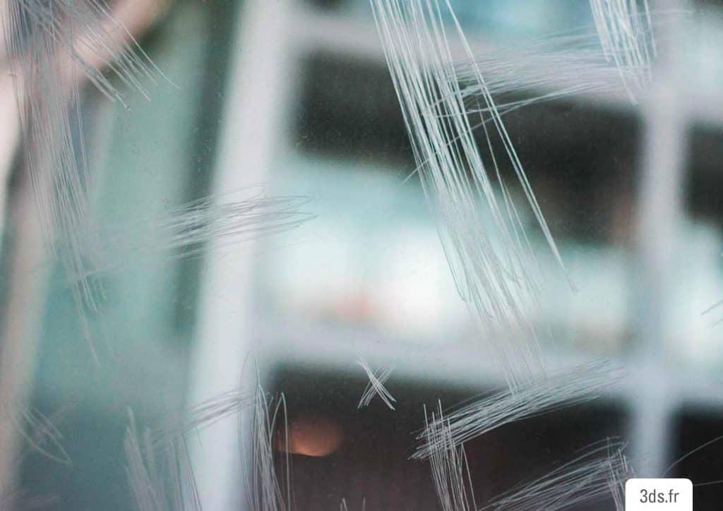Film adhésif anti-graffiti 3M vitrage