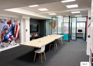 Showroom 3ds groupe communication visuelle