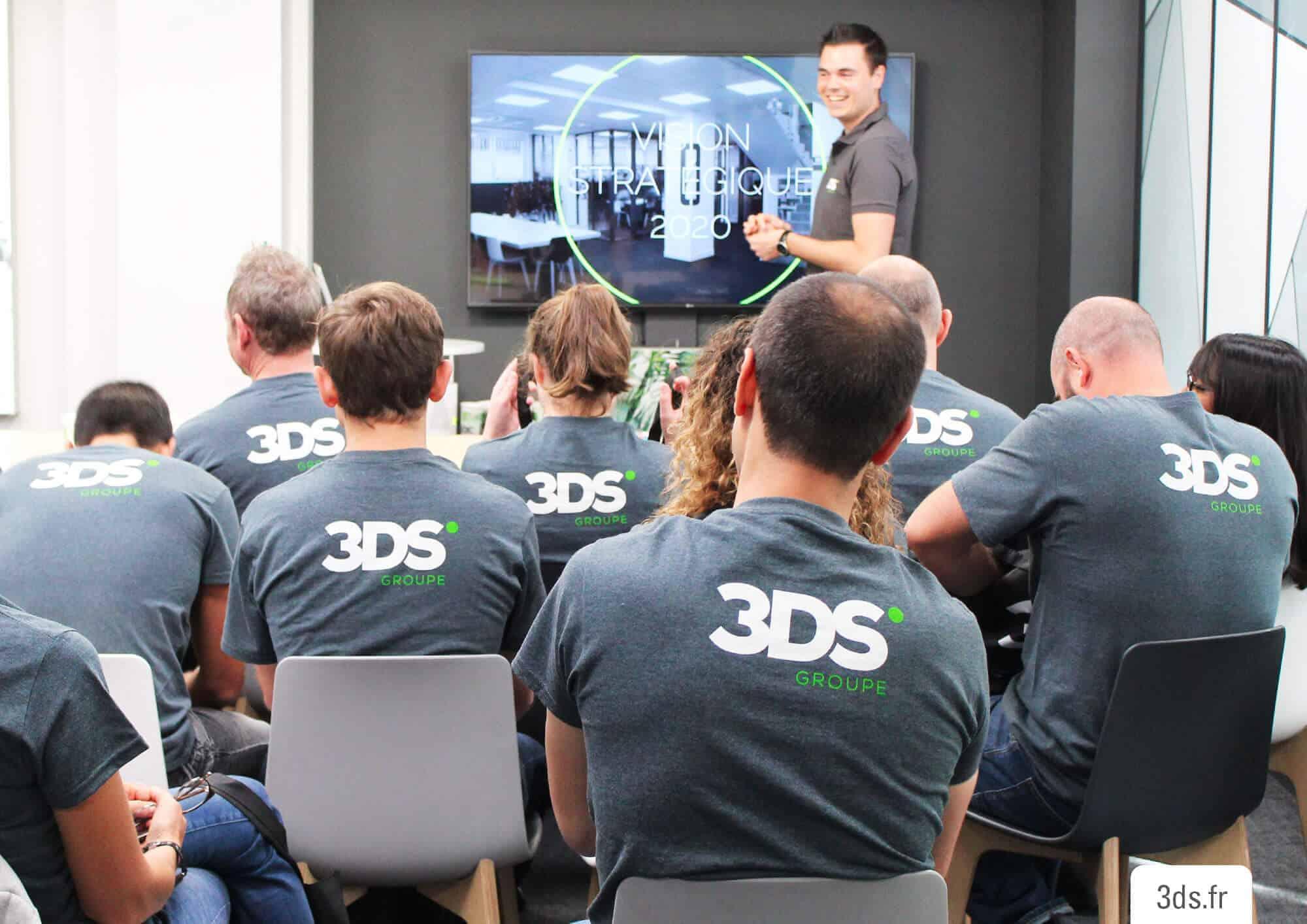 Equipe 3DS Groupe Expert Communication Visuelle