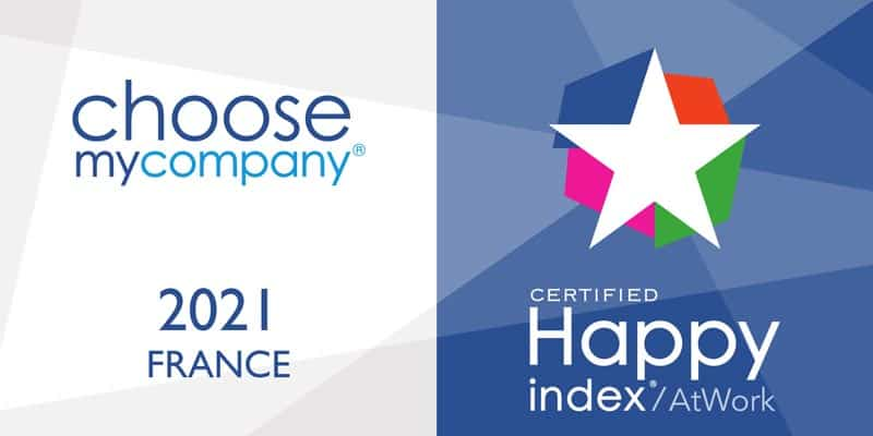 certification happy at work 3DS Groupe