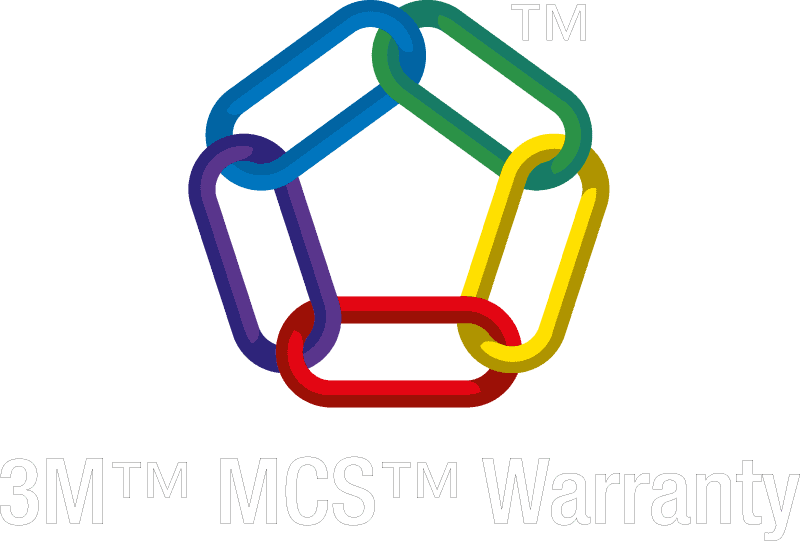 Logo MCS 3M Warranty