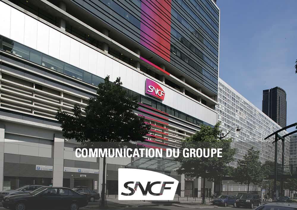 Aménagement bureau SNCF - Référence