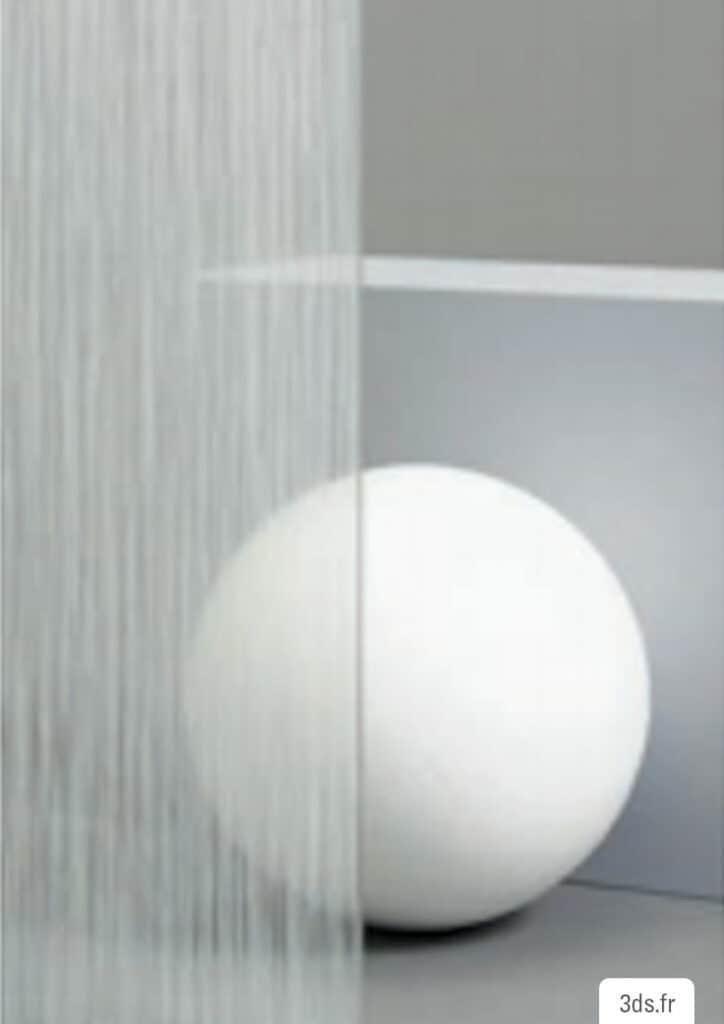 Vitrophanie fasara 3M décoratif bureau