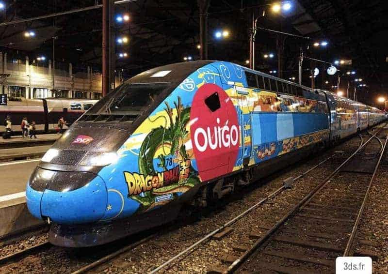 Impression Grand Format sur Véhicules et Train