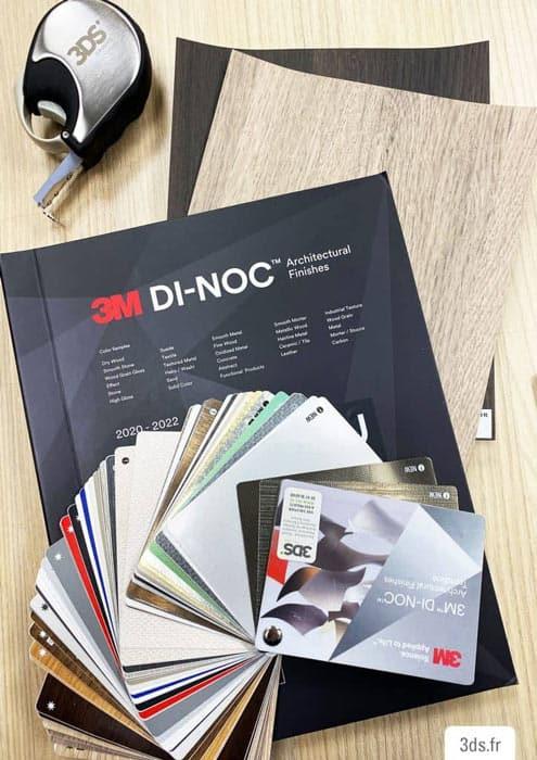 Catalogue échantillon DI-NOC 3M