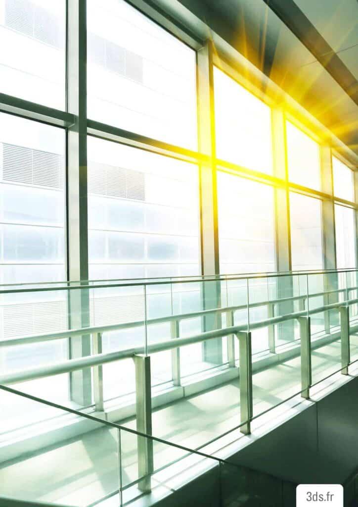 Film solaire vitrage entreprise 3M