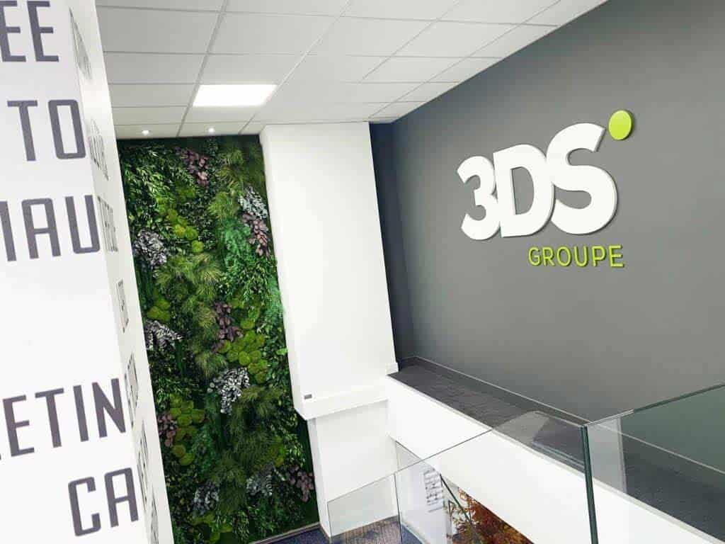 3DS Groupe Signalétique Végétale sur mesure