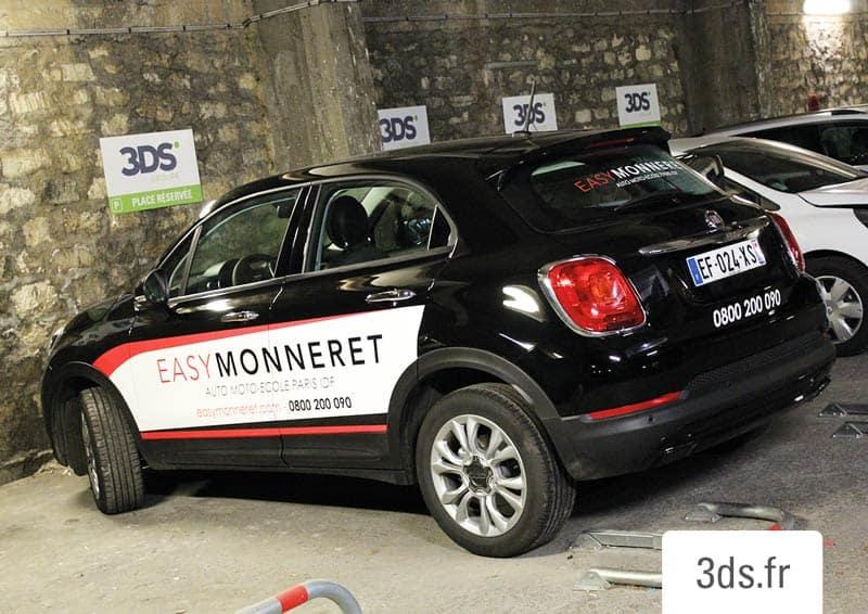 Covering Adhésifs Flotte Automobile