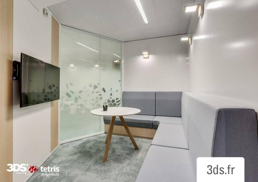 vitrophanie intimiste et design espaces professionnels