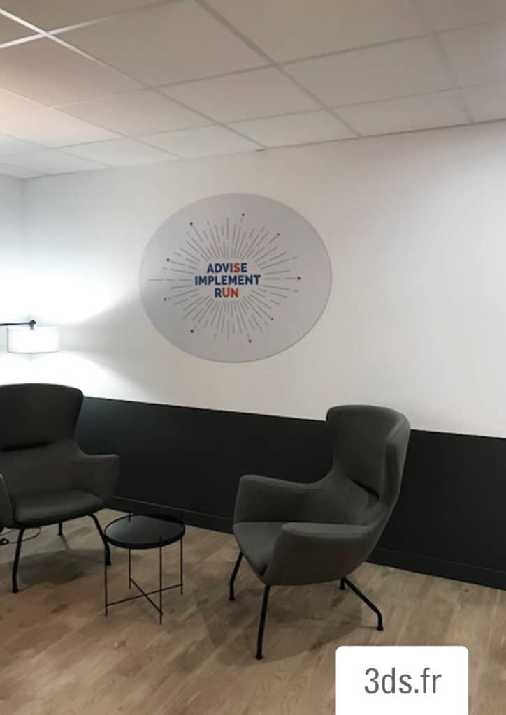 tableau décoratif panneau dibond impression numérique