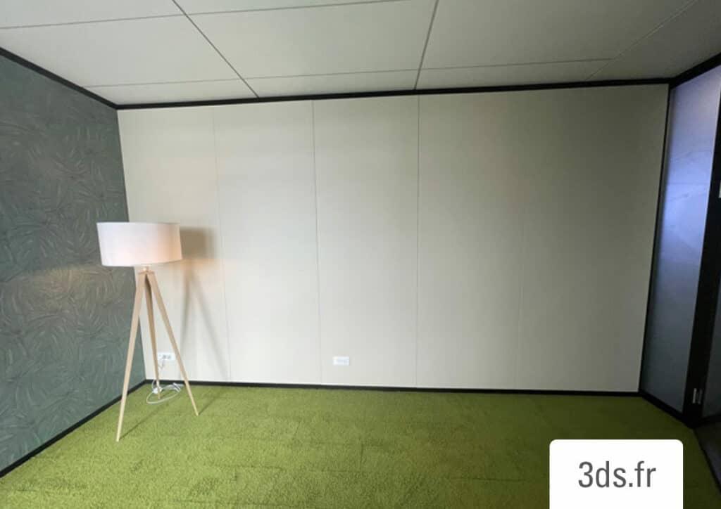 Habillage de surface revêtement blanc 3M DI-NOC